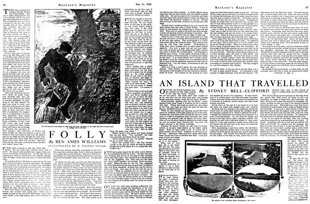 Article Preview: FOLLY, MAY 15,1922 1922 | Maclean's
