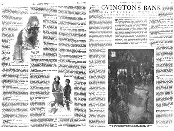 Article Preview: OVINGTON'S BANK, June 1922 | Maclean's