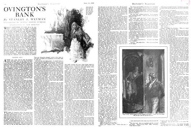 Article Preview: OVINGTON'S BANK, June 1922   Maclean's