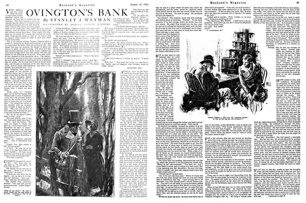 Article Preview: OVINOTONS BANK, August 1922 | Maclean's