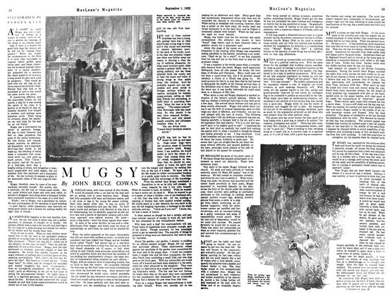 Article Preview: MUGSY, September 1st 1922 1922 | Maclean's