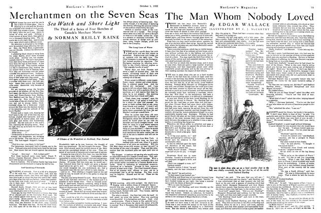 Article Preview: Merchantmen on the Seven Seas, OCTOBER 1ST 1922 1922 | Maclean's