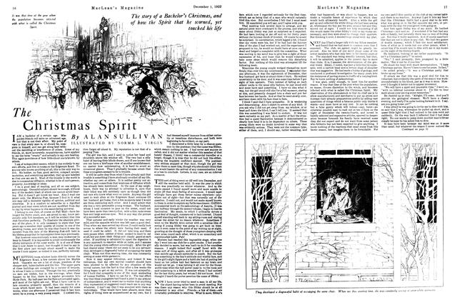 Article Preview: The Christmas Spirit, December 1st 1922 1922 | Maclean's