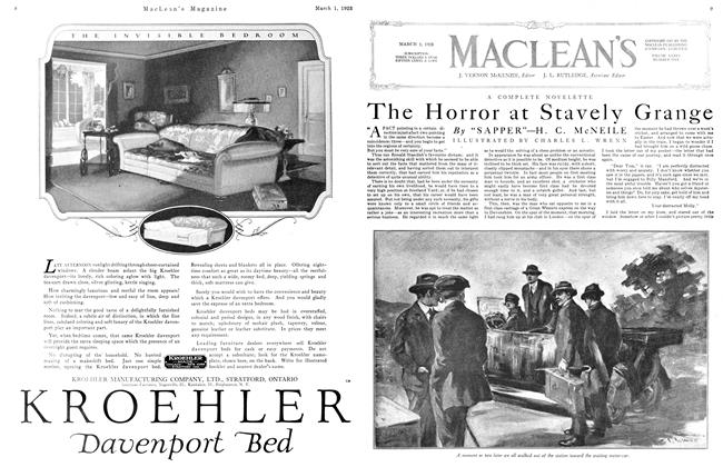 Article Preview: The Horror at Stavely Grange, March 1923 | Maclean's