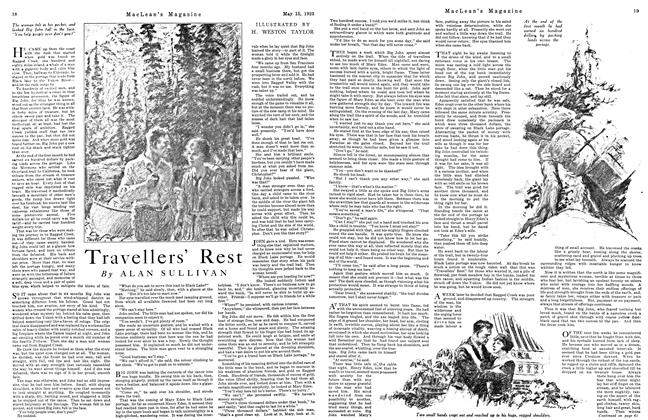 Article Preview: Travellers' Rest, May 1923 | Maclean's