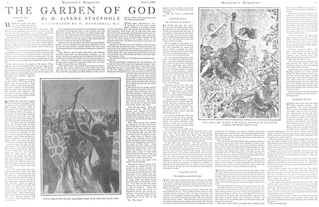 Article Preview: THE GARDEN OF GOD, June 1923 | Maclean's