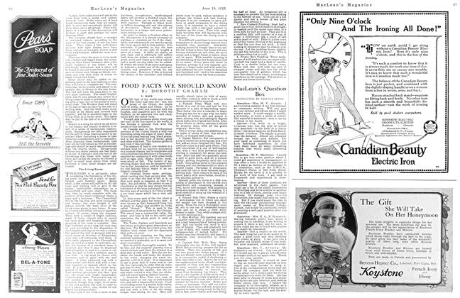 Article Preview: MacLean's Question Box, June 1923 | Maclean's