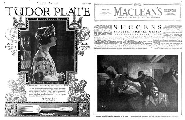 Article Preview: SUCCESS, July 1923 | Maclean's