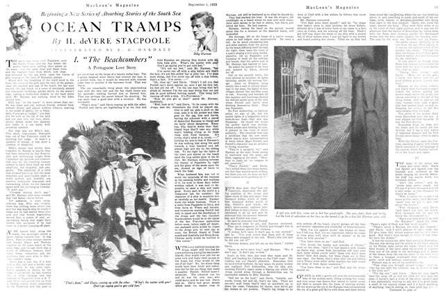 Article Preview: OCEAN TRAMPS, September 1923 | Maclean's