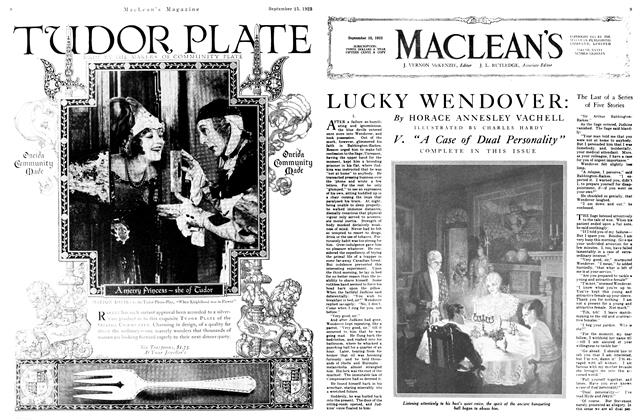 Article Preview: LUCKY WENDOVER:, September 1923 | Maclean's