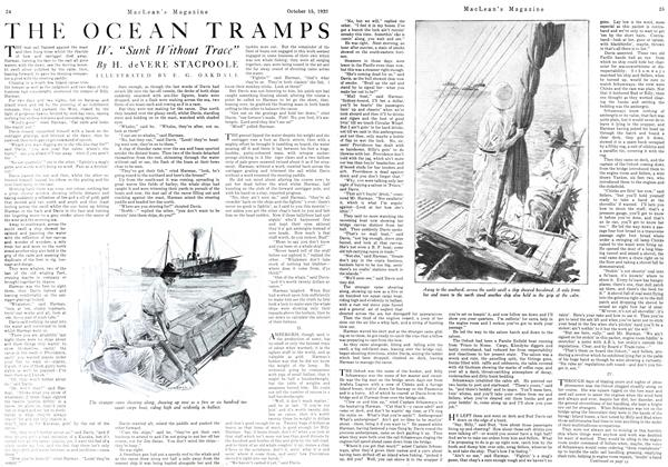 Article Preview: THE OCEAN TRAMPS, October 1923 | Maclean's
