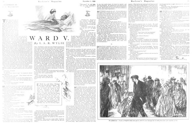 Article Preview: WARDV., December 1923 | Maclean's