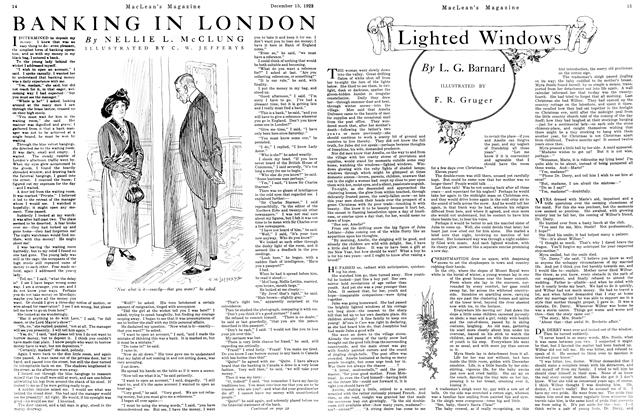 Article Preview: Lighted Windows, December 1923 | Maclean's