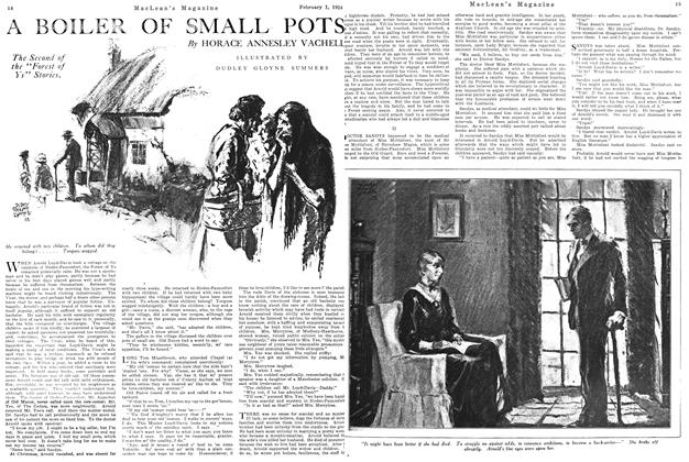 Article Preview: A BOILER OF SMALL POTS, February 1924   Maclean's