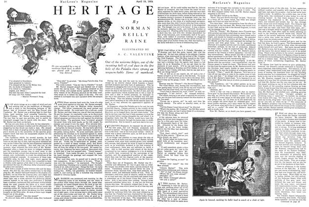 Article Preview: HERITAGE, April 1924 | Maclean's