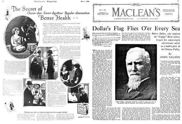 Article Preview: Dollar's Flag Flies O'er Every Sea, May 1924 | Maclean's