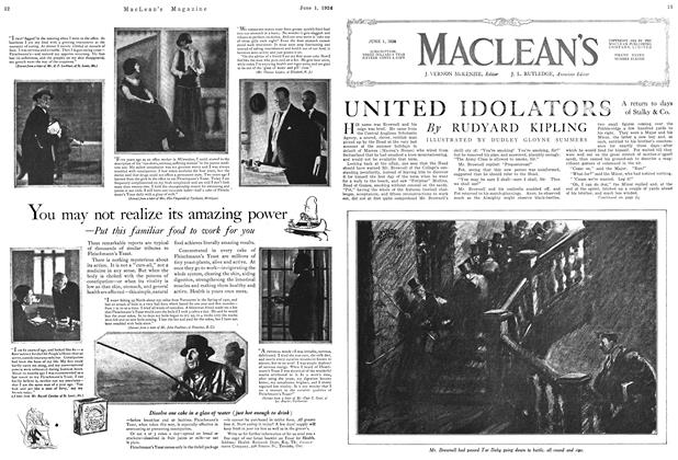 Article Preview: UNITED IDOLATORS, June 1924 | Maclean's