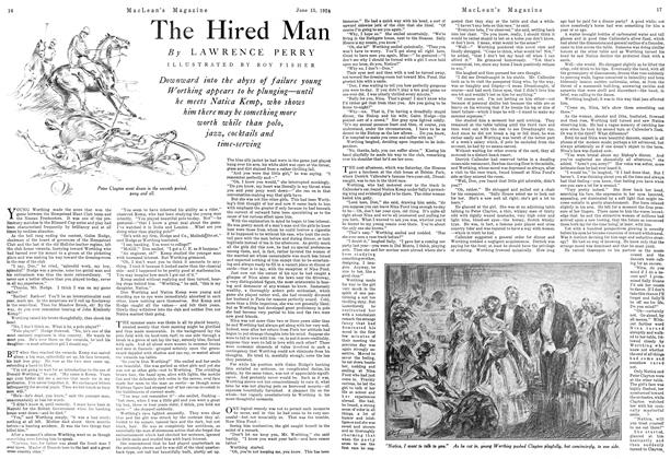 Article Preview: The Hired Man, June 1924 | Maclean's