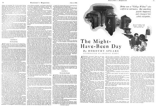 Article Preview: The Might-Have-Been Day, JULY 1ST 1924 1924 | Maclean's