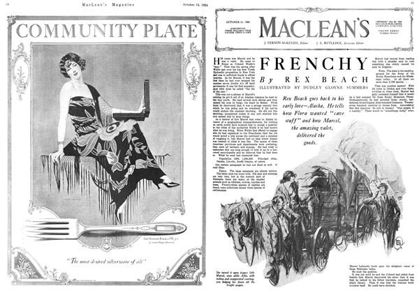 Article Preview: FRENCHY, October 1924 | Maclean's