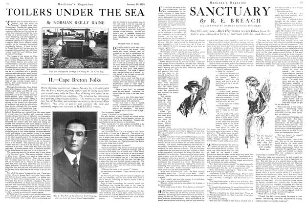 Article Preview: SANCTUARY, January 1925 | Maclean's