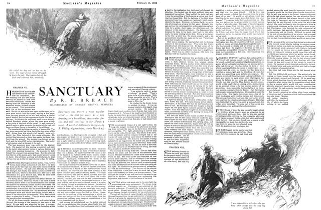 Article Preview: SANCTUARY, February 1925 | Maclean's