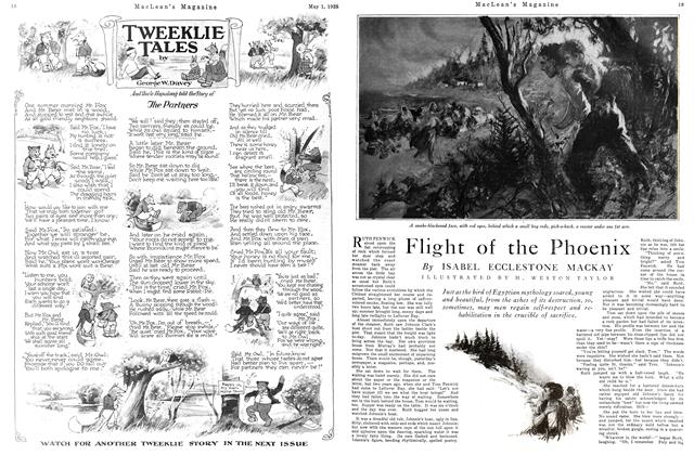 Article Preview: Flight of the Phoenix, May 1925 | Maclean's