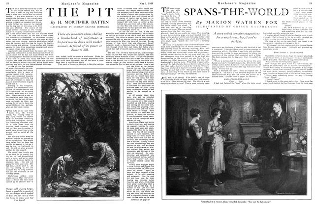 Article Preview: THE PIT, May 1925 | Maclean's