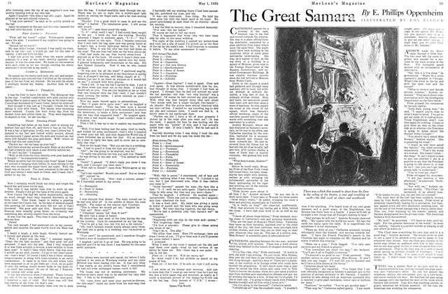 Article Preview: The Great Samara, May 1925 | Maclean's