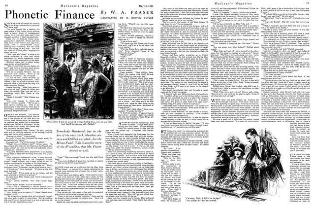 Article Preview: Phonetic Finance, May 1925 | Maclean's