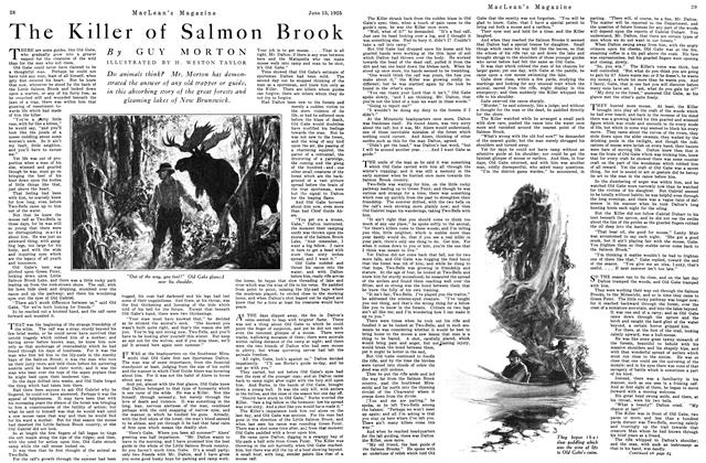 Article Preview: The Killer of Salmon Brook, June 1925 | Maclean's