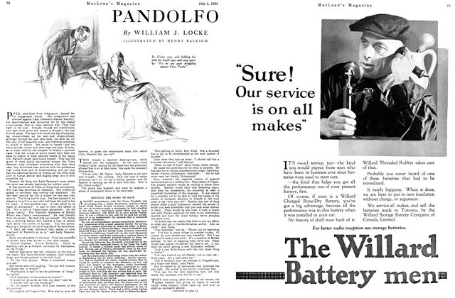 Article Preview: PANDOLFO, July 1925 | Maclean's