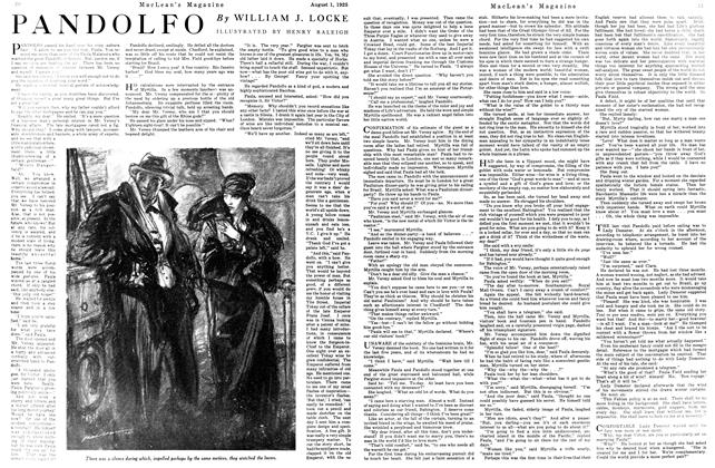 Article Preview: PANDOLFO, August 1925   Maclean's