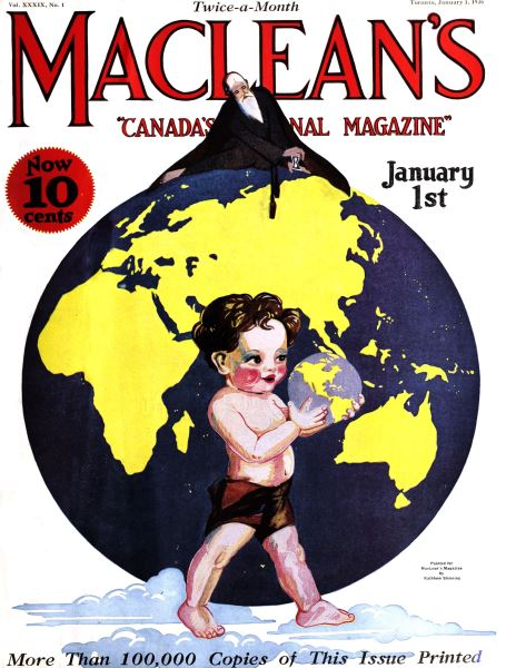 Issue: - January 1926 | Maclean's