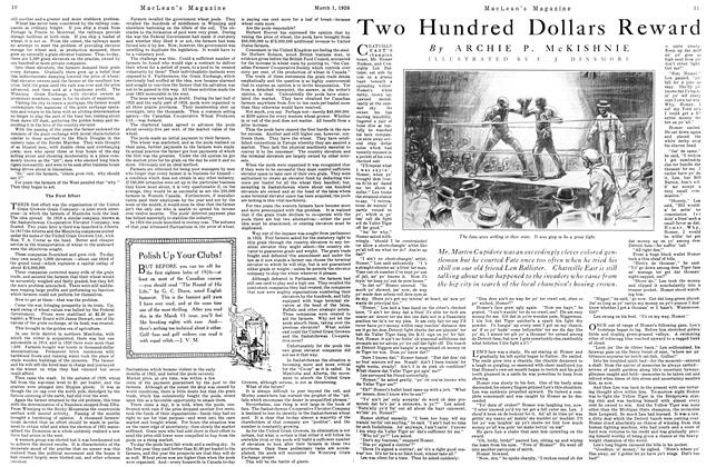 Article Preview: Two Hundred Dollars Reward, March 1926 | Maclean's