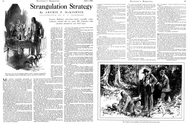 Article Preview: Strangulation Strategy, April 1926 | Maclean's