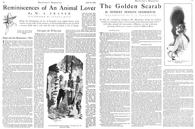 Article Preview: Reminiscences of An Animal Lover, April 1926 | Maclean's