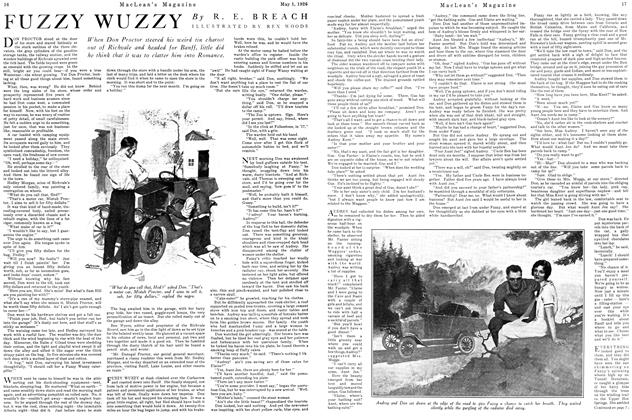 Article Preview: FUZZY WUZZY, May 1926 | Maclean's