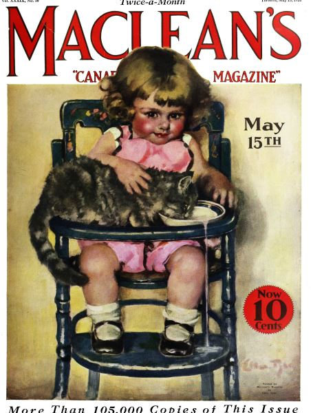 Issue: - May 1926 | Maclean's