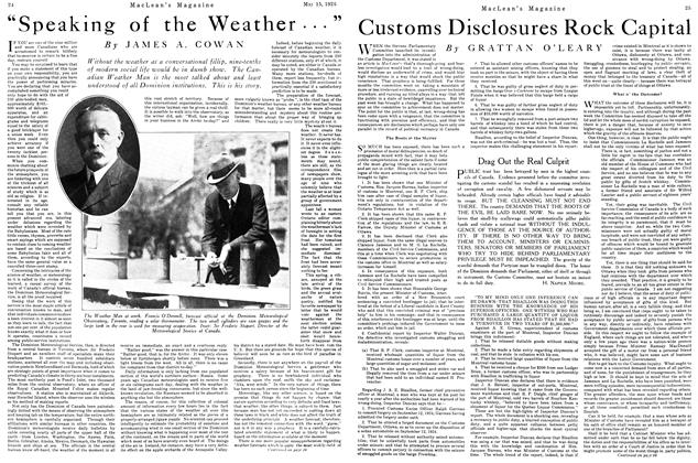 "Article Preview: ""Speaking of the Weather . . . "", May 1926 