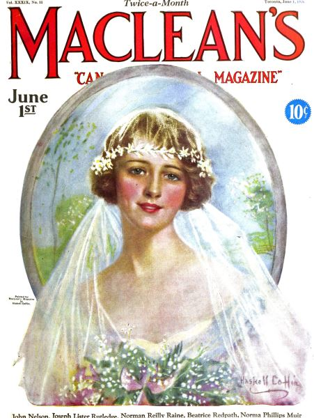 Issue: - June 1926 | Maclean's