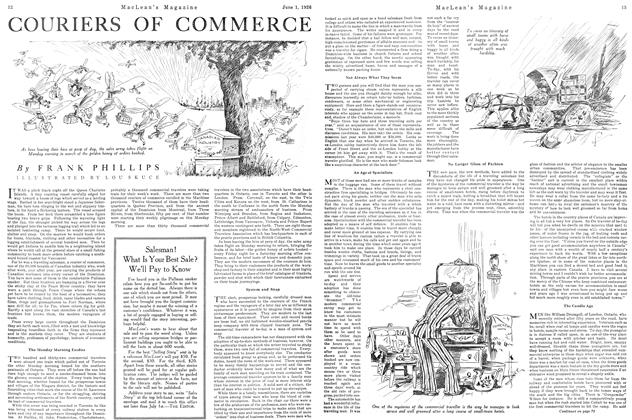 Article Preview: Salesman! What Is Your Best Sale? We'll Pay to Know, June 1926 | Maclean's