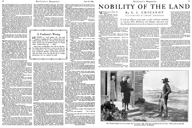 Article Preview: NOBILITY OF THE LAND, June 1926 | Maclean's