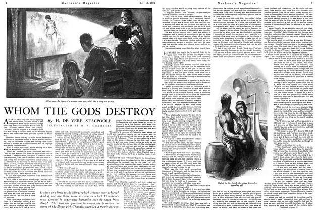 Article Preview: WHOM THE GODS DESTROY, July 1926 | Maclean's