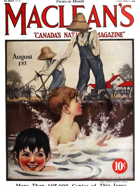 Issue: - August 1926 | Maclean's