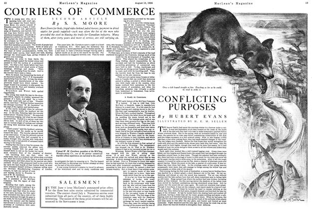 Article Preview: CONFLICTING PURPOSES, August 1926 | Maclean's