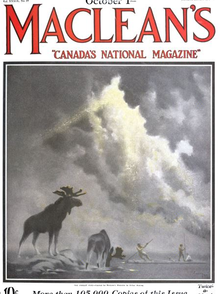 Issue: - October 1926 | Maclean's