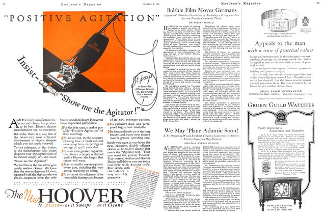 Article Preview: We May 'Plane Atlantic Soon!, October 1926 | Maclean's
