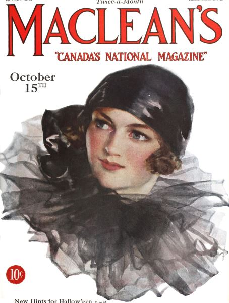 Issue: - October 15TH 1926 | Maclean's