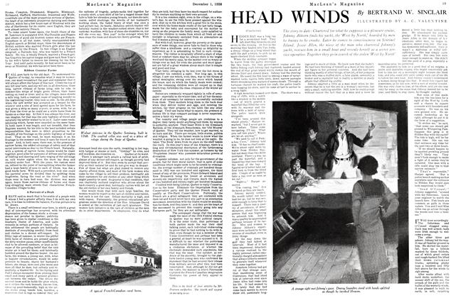 Article Preview: HEAD WINDS, December 1926 | Maclean's